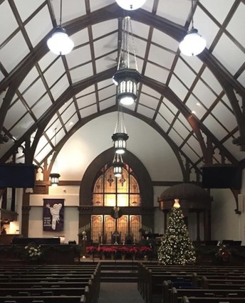 First Christian Church, Rochester, Indiana