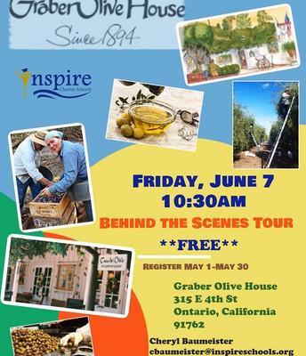 Graber Olive House Tour
