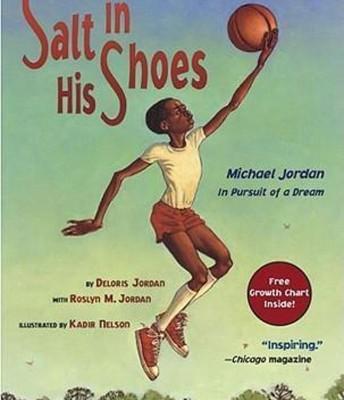 """""""Salt in His Shoes"""" by Deloris Jordan"""