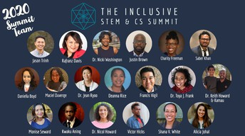 The Inclusive STEM & CS Summit is Coming Up