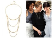 Drape Collar Necklace Was $74 Now $38.86