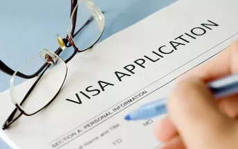 Visa procedure
