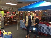 Grab your camping gear and head to the Book Fair!