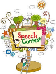 8th Grade District-Wide Speech Contest --TUES 11/6