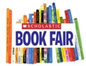 Scholastic Book Fair Monday 3rd - Thursday 6th December