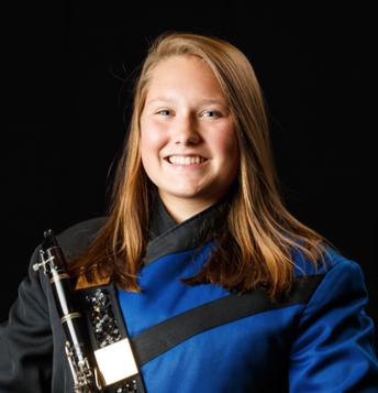 Miller Earns Girls Scout Gold Award
