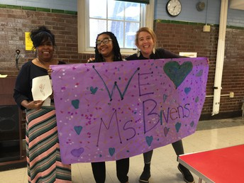 Ms. Bivens' Retirement