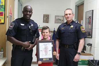CLPD/D47 National Night Out Art Contest