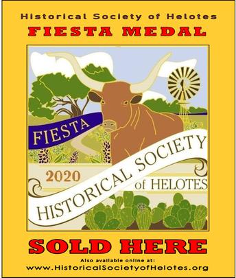 2020 HSH FIESTA MEDAL