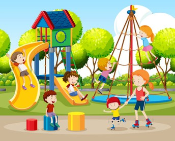 Playground Reopening During School Hours