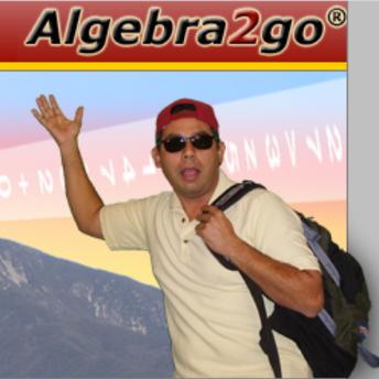 Algebra2go screenshot