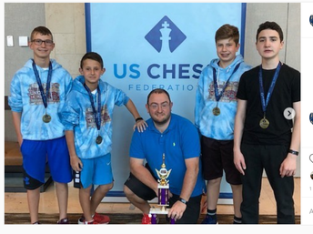 KP Chess Club News from Coach Lumelksky