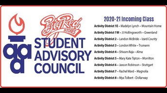 Big Red Student Advisory Council