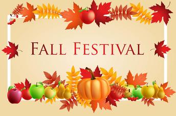 Raba PTA's Annual Fall Festival