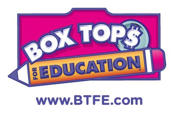 Box Tops Collection Drive