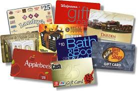 Holiday Shopping?  Purchase your gift cards here!