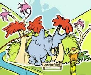 Dr. Seuss Carnival