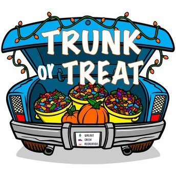 Trunk or Treat Thank You!