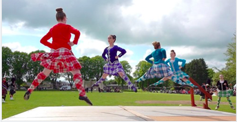 Highland Reel Scottish Dance Championship