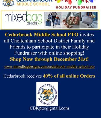 Cedarbrook Holiday Fundraiser