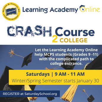 Crash Course 2 College