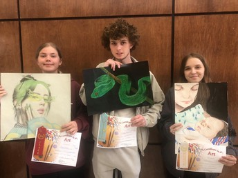 Southeast Arkansas Regional Art Show Winners
