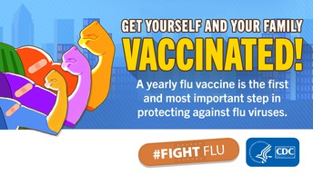This Season a Flu Vaccine is More Important than Ever!