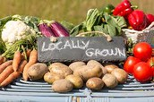1. Support Local Produce...