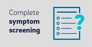 Daily Symptom Screening for Students