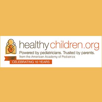 HealthyChildren.org icon