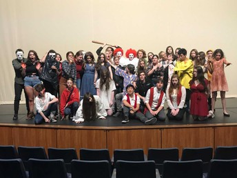 AHS Theater's Haunted House!