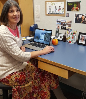 Staff Interview:  Ms. Janine Bender