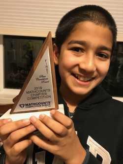 Congratulations Yusef!