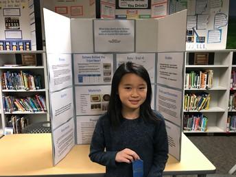 5th Grade Individual Winner