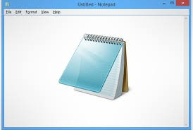 Note Pad/ Text Edit
