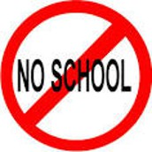No School, Friday, March 10th