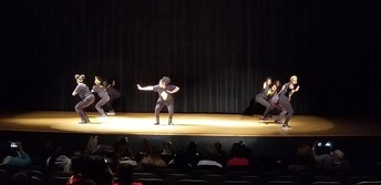 MPHS Step Team Performing!
