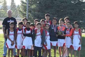 7th Grade Boys - 2018 City Champions ✨ Niños de Séptimo grado - 2018 Campeones de la Ciudad.