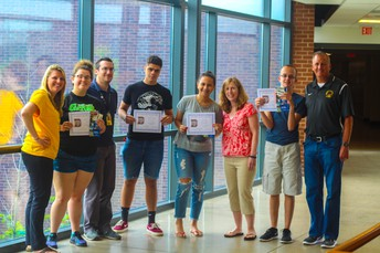 May Students of the Month