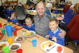 Breakfast With Grandparents September 10 and 11
