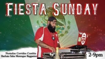 Domingo de Fiesta with DJKarlos Montoya