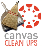 Digital Spring Cleaning #2: Canvas Courses