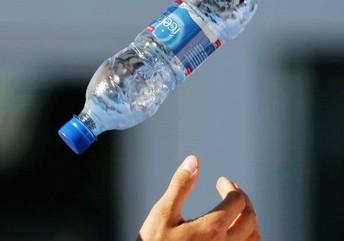 HawkSquawk: Let's Try Bottle Flipping Again