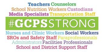 GCPS Strong Staff Appreciation Campaign