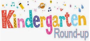 Kindergarten Round-Up - Online Registration