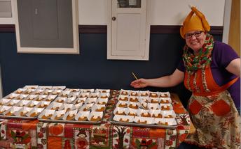 Project Yum! Pumpkin Pies