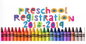 Preschool Registration!