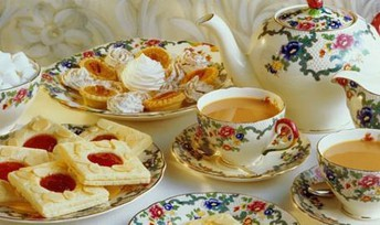 SAVE THE DATE: TIME FOR TEA!