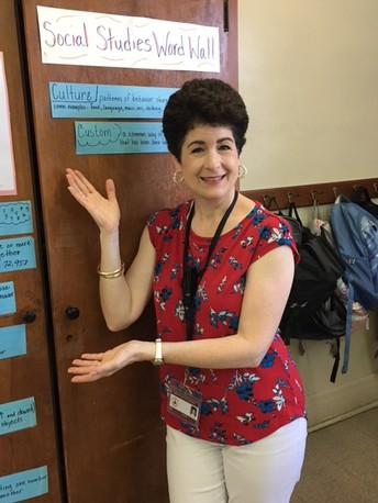 Staff Spotlight: 3rd Grade Teacher: Mrs. Yorston