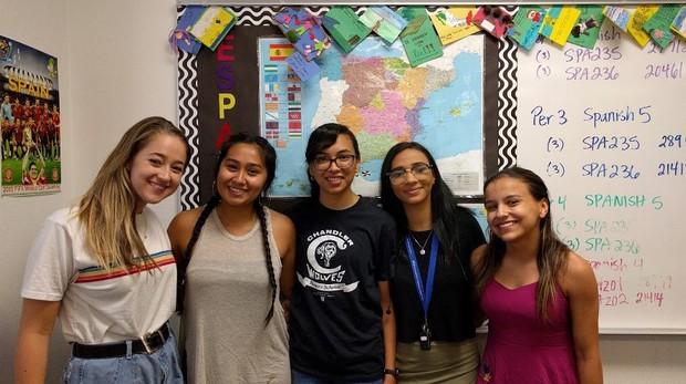 World Language Students